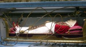 Tumba del Papa Juan XXIII.